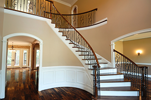 Custom Stairs - Coastal Maine General Contracting, Inc