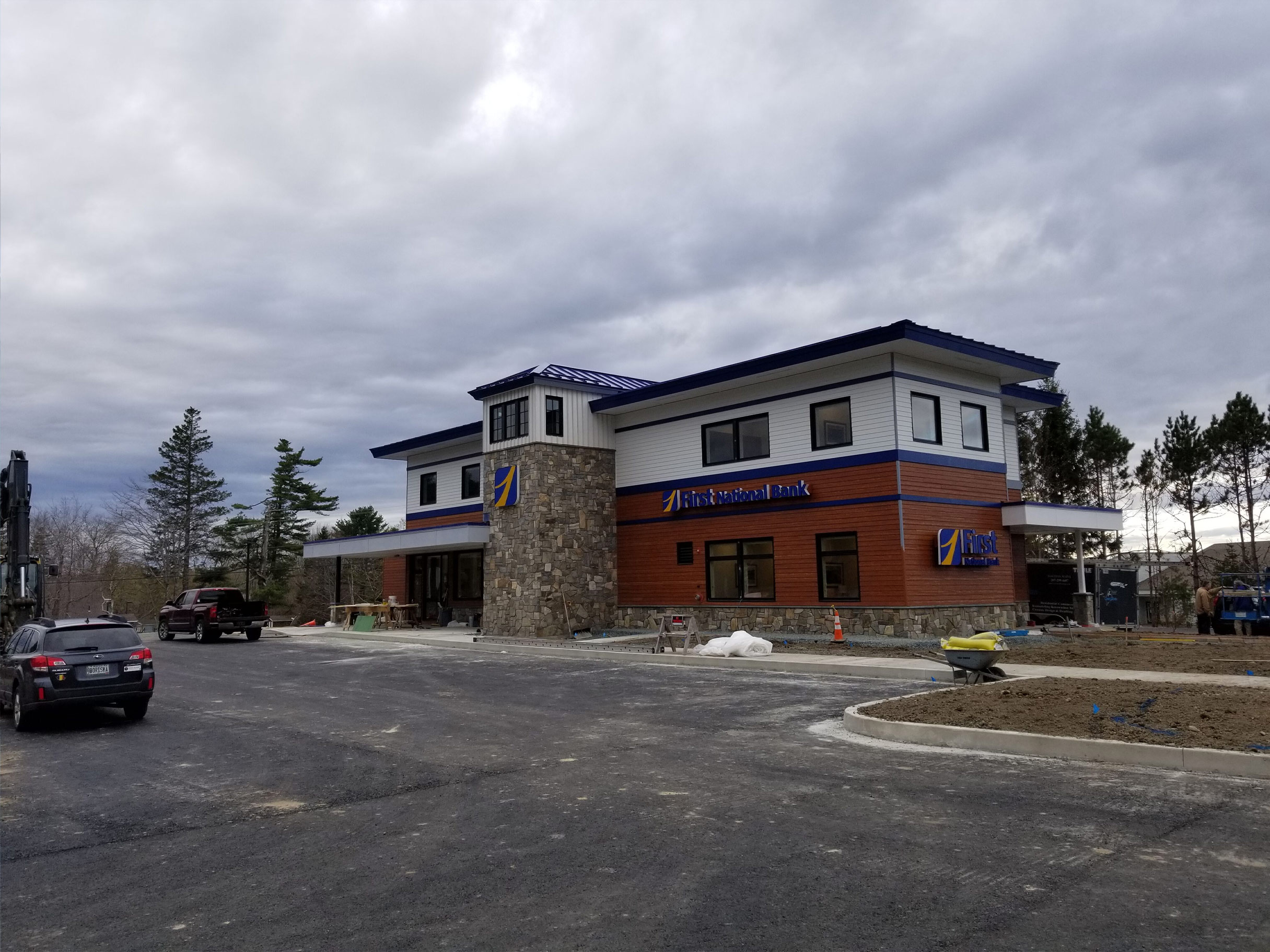 First National Bank | Coastal Maine General Contracting, Inc