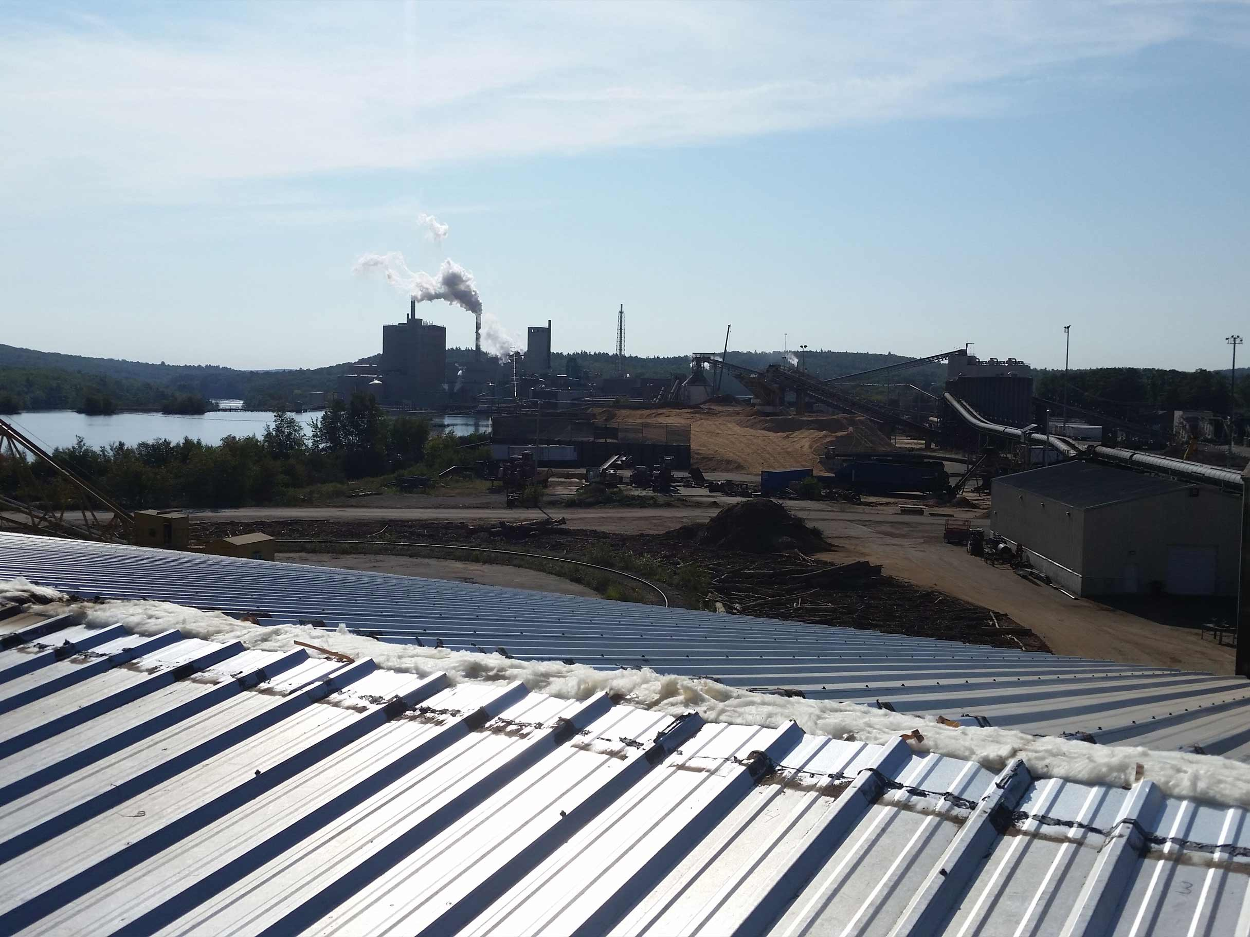 Paper Mill | Coastal Maine General Contracting, Inc