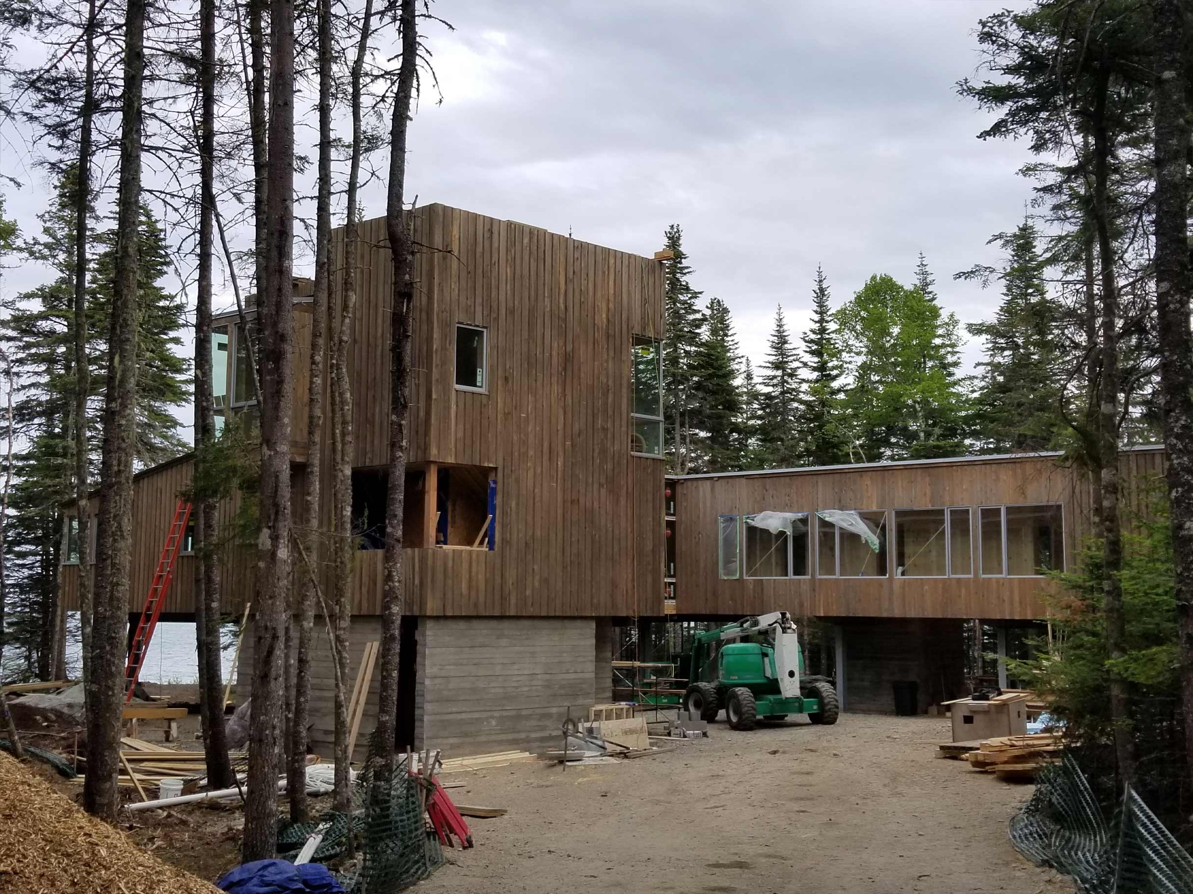 Roque Bluffs | Coastal Maine General Contracting, Inc
